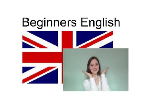 Beginners English